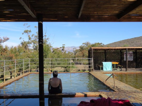 Warmwaterberg Spa: The Hot Pools
