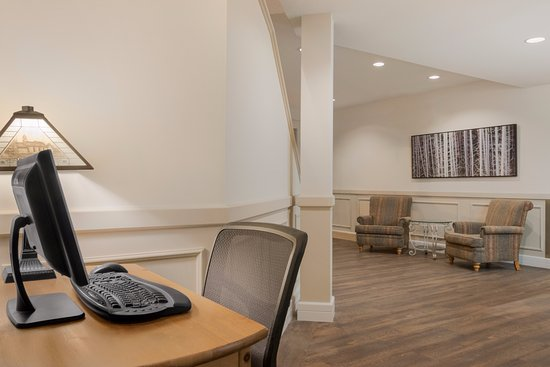 Days Inn Canmore: Business Centre