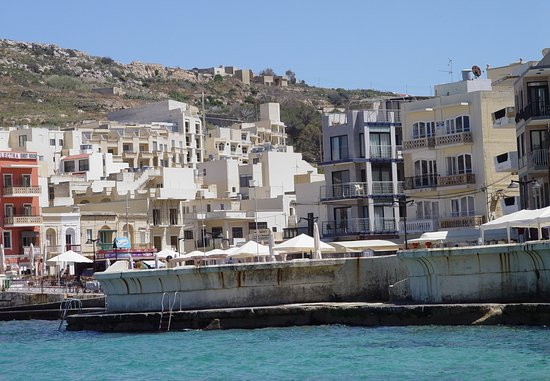 Electra Guest House w Marsalforn na Gozo