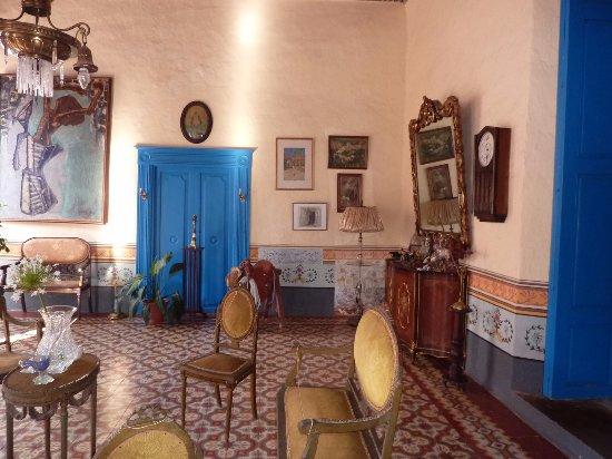 Hostal Casa Colonial el Patio: Hall d'entrée