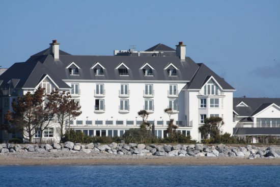 Garryvoe Hotel: View from the Bay