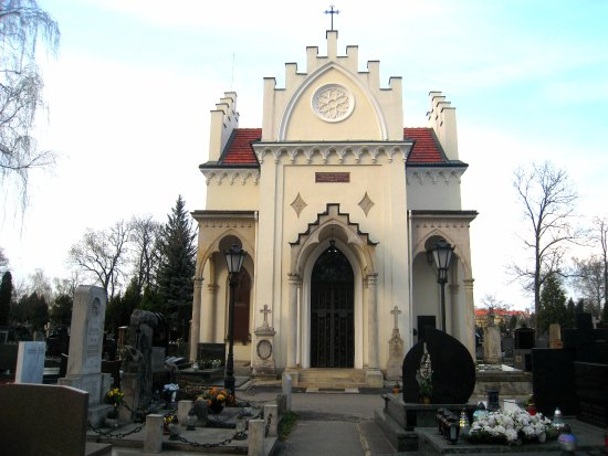 Wilanow Cemetery (Cmentarz Wilanowski)