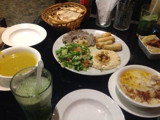Picture of arabesque kuala lumpur tripadvisor for Arabesque lebanon cuisine
