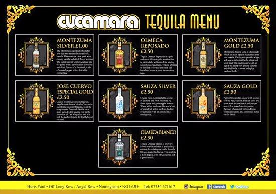 Cucamara Cocktail Bar
