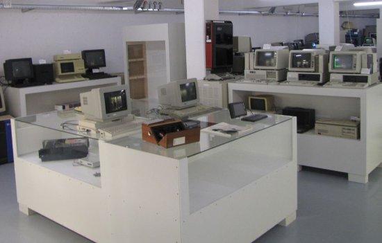 Solothurn, Suiza: Die Geschichte des Computers