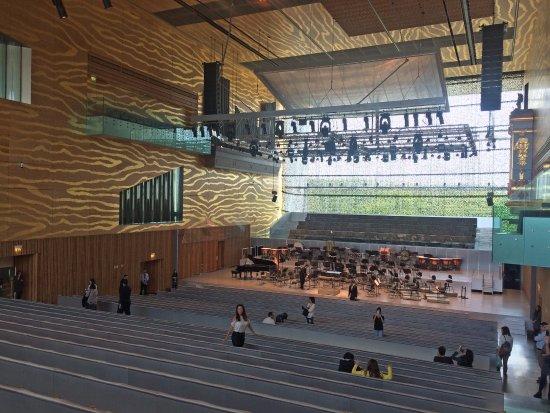 Sala suggia picture of casa da musica porto tripadvisor for Piscitelli casa de musica