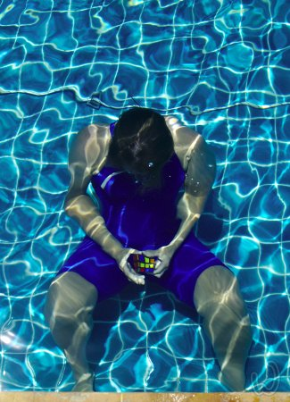 Chalong, Tailandia: Underwater puzzles