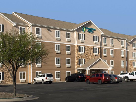 WoodSpring Suites Midland