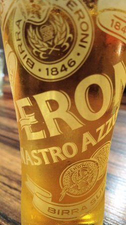 Westborough, MA: Peroni on Draft