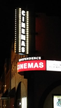 Independence Cinemas : Corner of 8th & Laurel