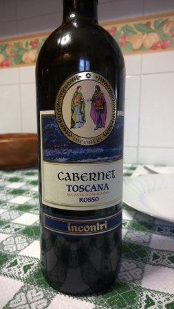 Suvereto, Italia: ottimo vino