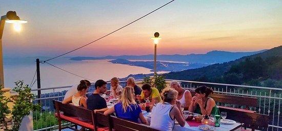 Podstrana, Croacia: Dinner