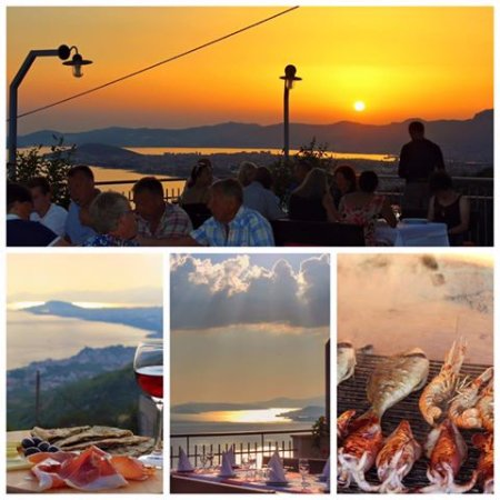 Podstrana, Croacia: Konoba Argola