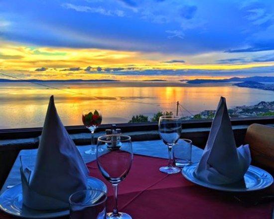 Podstrana, Croacia: View