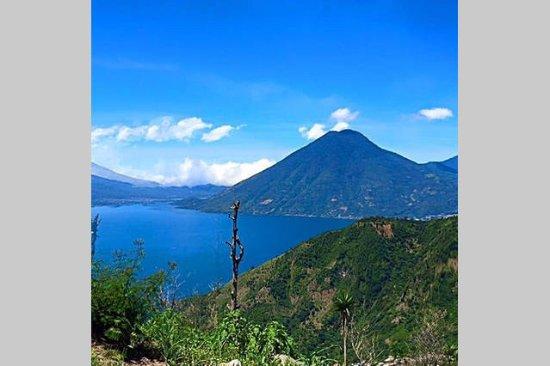 Lake Atitlan, Guatemala: View from Tzununa