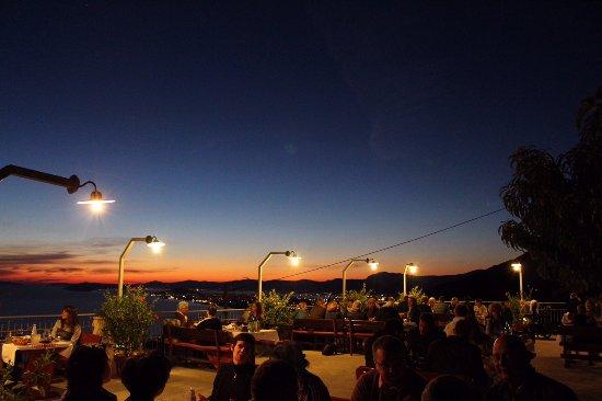 Podstrana, Croatia: Dinner in the sky