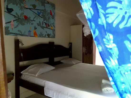 Marigot, Dominica: Nature Bungalow room