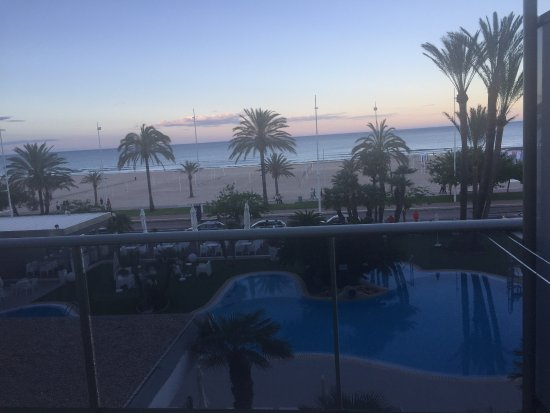 RH Bayren Hotel & Spa: View from our room 144