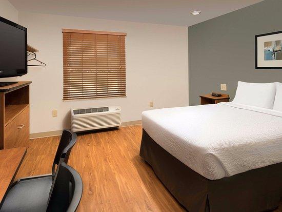 WoodSpring Suites Odessa