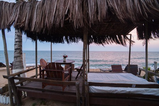Villas de Trancoso Hotel: Beach Club Aldeia do Sol