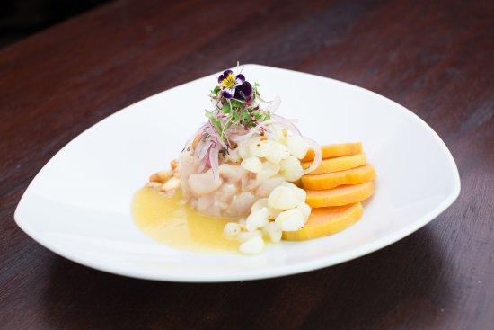 Ceviche Peruano Picture Of Restaurante La Victoria Guatemala City Tripadvisor