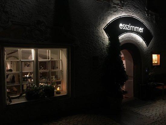 Berchtesgadener Esszimmer