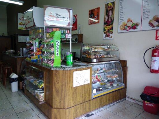 Sumare, SP: Dom Barretu's Cafe
