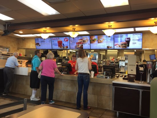 Tipp City, OH: Lunch crowd