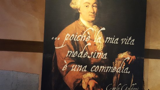 Image result for carlo goldoni