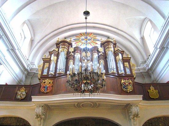 Church of St. Anthony of Padua (Koscioł sw. Antoniego Padewskiego)