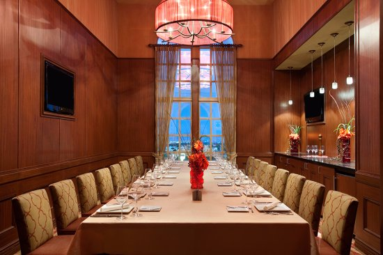 SC Prime Steakhouse & Bar : Private Dining.