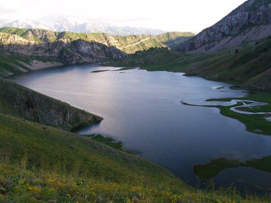 Shymkent, Kasakhstan: Susingen Lake