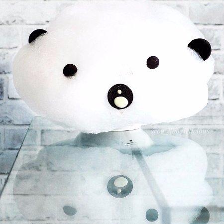 Skudai, Malaysia: Car Born Cafe Bear Bingsu