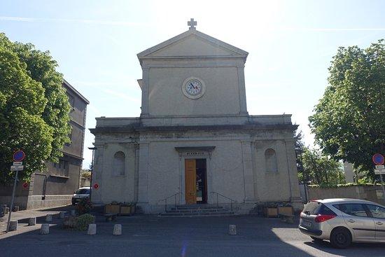 Église Saint-Ferjus