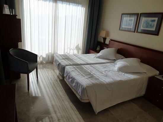 Hipocrates Curhotel : chambre