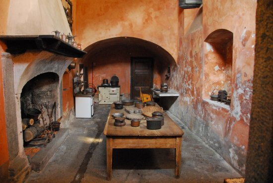 Казальцигно, Италия: Cucina