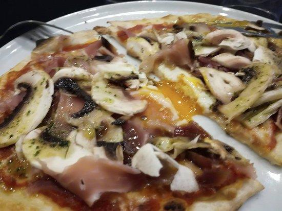 Mozz'Art Pizza : Pizza
