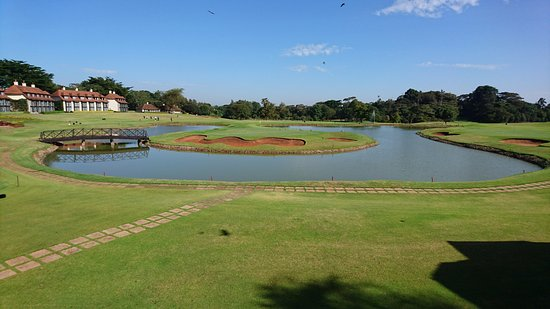 Windsor Golf Hotel and Country Club : Golf course