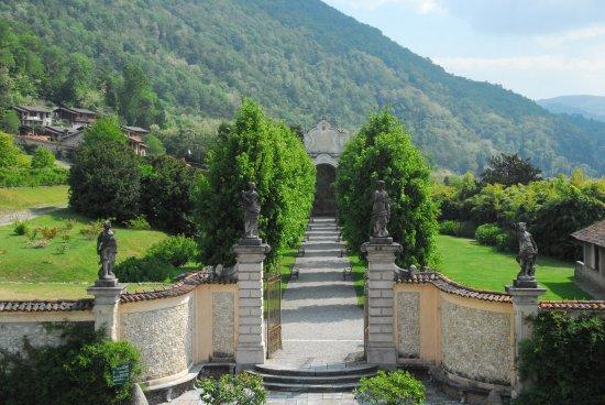 Casalzuigno, Italy: Parco