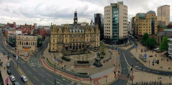 The Queens - Leeds: View from room 630