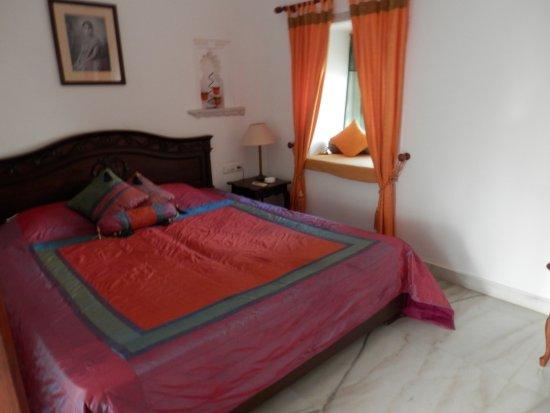 Sardargarh Heritage Hotel: Bedroom