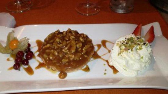 Saint-Nazaire-en-Royans, Prancis: dessert