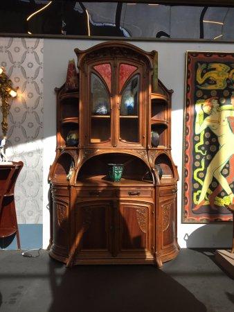 Vila Nogueira de Azeitao, Portugal: Peça de mobiliário do museu