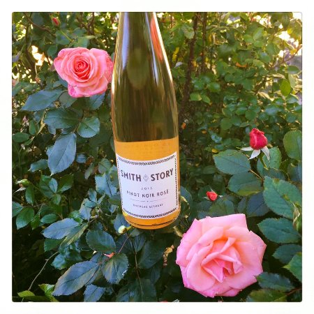 Philo, CA: Our Rosé of Pinot Noir that we make in Germany!