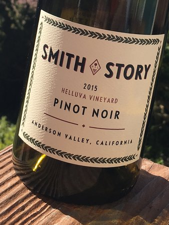 ‪‪Philo‬, كاليفورنيا: Our beautiful small production Pinot Noir from the Anderson Valley‬