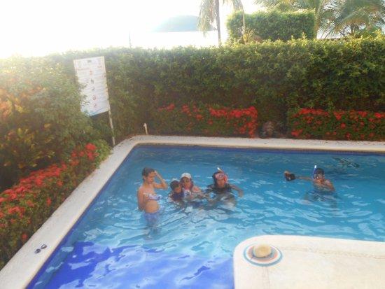 Villa Corona del Mar: al fondo se encuentra la playa!!!!