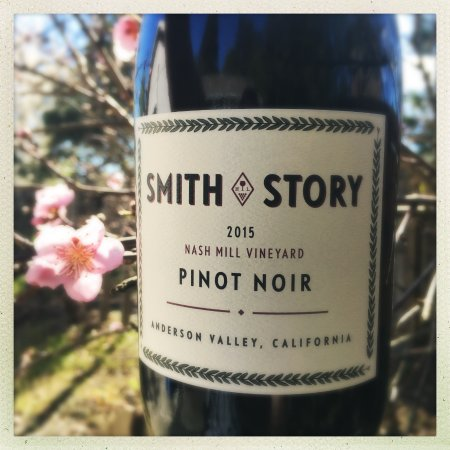 Philo, Kalifornia: 4 barrels made, Nash Mill Pinot Noir, Anderson Valley