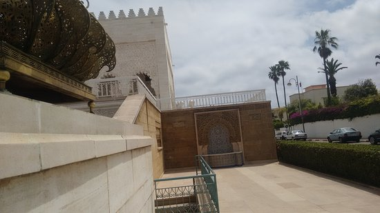 Kazablanka, Fas: Mosuluem Mohamed 5