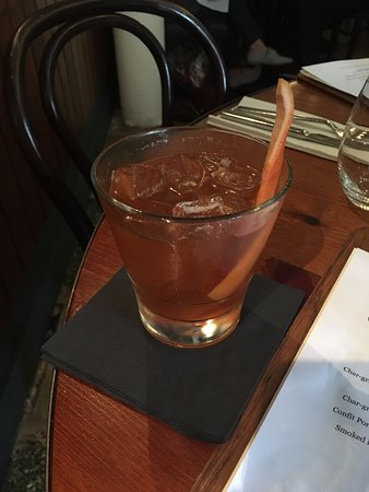 Howard Street: Old Fashioned Cocktail