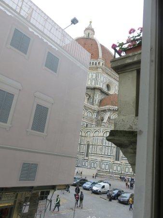 La Residenza del Proconsolo: View of the Duomo
